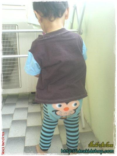 กางเกงก้นเหลี่ยม