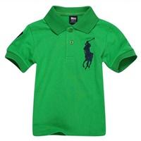 เสื้อยืดโปโล-RL-No.3-สีเขียว