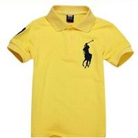 เสื้อยืดโปโล-RL-No.3-สีเหลือง