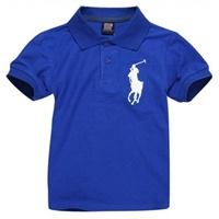 เสื้อยืดโปโล-RL-No.3-สีน้ำเงิน
