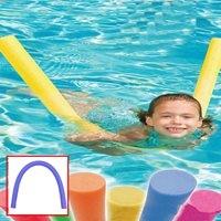ยางช่วยหัดว่ายน้ำ-Pool-Noodle-สีน้ำเงิน