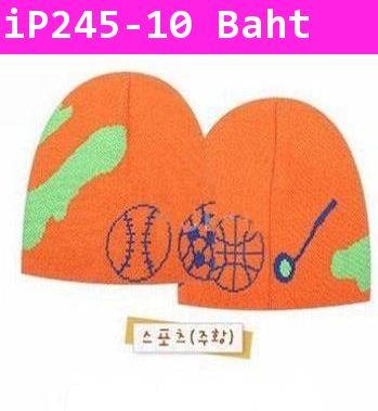 หมวกไหมพรม นักกีฬาเบสบอล