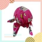 หมวกโพกหัวโจรสลัด-Big-Paul-Frank-สีชมพู