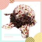 หมวกโพกหัวโจรสลัด-Doggy-สีครีม