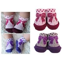 ถุงเท้าเด็กผู้หญิง-OLIVE-DOLL-(แพค-2-คู่)