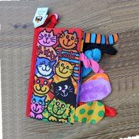 หนังสือผ้า-Kitty-Tails-สีแสด