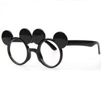 กรอบแว่นตาแฟชั่นคุณหนู-Mickey-Mouse-สีดำ