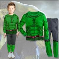 เสื้อกางเกง-HULK-ยอดมนุษย์ตัวเขียว-2-7Y