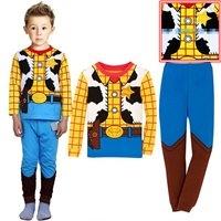 ชุดเสื้อกางเกง-คาวบอย-Toy-นายอำเภอ-Woody