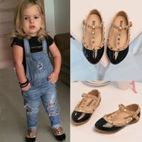 รองเท้าเด็ก-สไตล์-Valentino-kid-V.2-สีดำ