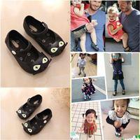 รองเท้าเด็ก-แมวสไตล์-Mini-Melissa-Version-2-สีดำ