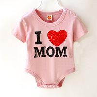บอดี้สูทลาย-I-Love-Mom-สีชมพูอ่อน