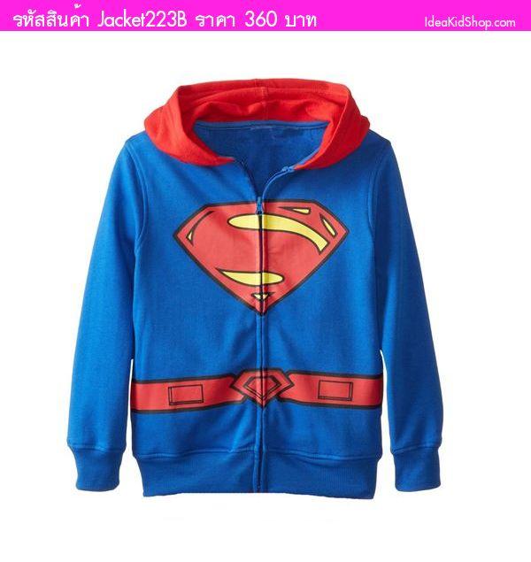 เสื้อกันหนาว SuperMan Basic