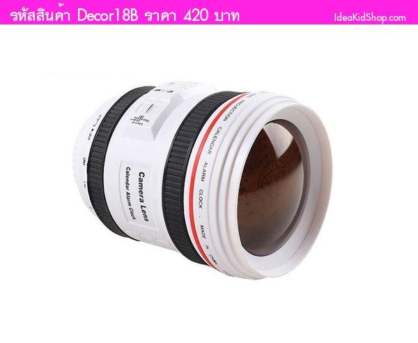 เลนส์กล้องแคนนอน Multi Function สีขาว