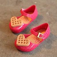 รองเท้าเด็ก-หัวใจใหญ่-สไตล์-Mini-Melissa-สีชมพู