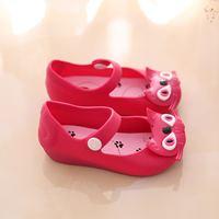 รองเท้าเด็กแมวสไตล์-Mini-Melissa-Ver-2-ชมพูเข้ม