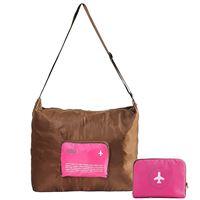 กระเป๋าสะพาย-HAPPY-FLIGHT--CROSS-Bag-สีชมพู