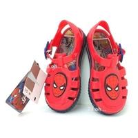 รองเท้ายางรัดส้น-Spider-Man-สีแดง
