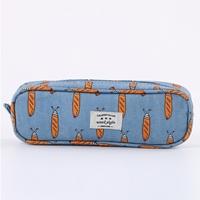 กระเป๋าใส่ดินสอ-Multi-Functional-Stationery-สีฟ้า