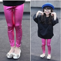 กางเกงเลกกิ้ง-สาวเปรี้ยว-สีชมพู