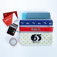 กระเป๋าถืออเนกประสงค์-Snoopy-โทนสีขาวน้ำเงิน