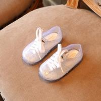 รองเท้ายางสไตล์ผ้าใบ-สไตล์-Mini-Melissa-สีขาว