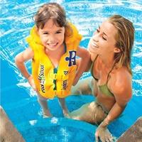 เสื้อชูชีพเป่าลม-Swim-Vest-Pool-School-สีเหลือง