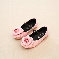 รองเท้าคัทชูแฟชั่น-ดอกคามิเลีย-Cnl-สีชมพู