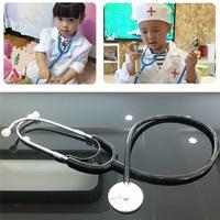 หูฟังเสียงคุณหมอ-Stethoscope-สีดำ