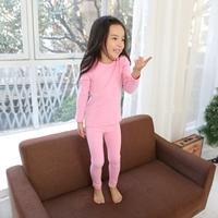 ชุดนอนเด็ก-Super-Casual-สีชมพูอ่อน