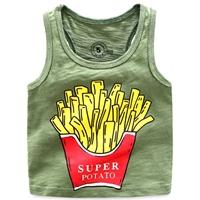 เสื้อกล้ามแฟชั่น-Super-Potato-สีเขียว