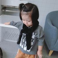 เสื้อแขนยาวแฟชั่นกระต่าย-Moni-Style-สีเทา