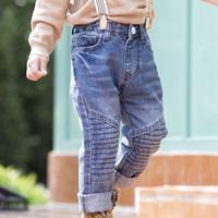 กางเกงยีนส์ขายาวสไตล์หนุ่มญี่ปุ่น-สียีนส์