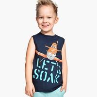 เสื้อกล้ามสุดเท่-ลายเฮลิคอปเตอร์-Let's-Soar-สีกรม
