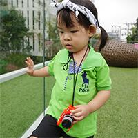 เสื้อ-Polo-RL-Number-3-สีเขียวกลาง