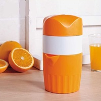 ที่คั้นน้ำผลไม้แบบพร้อมดื่ม-สีส้ม