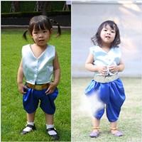 ชุดไทยเด็ก-คุณสาลี่-สีฟ้า