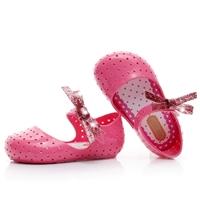 รองเท้ารัดส้น-Mini-Sed-Melissa-Bowy-สีชมพูเข้ม