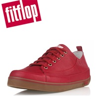 รองเท้า-FitFlop-Fitflop-Ff-Supertone-Leather-Red