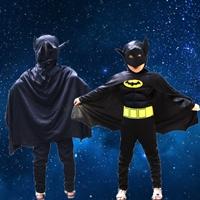 ชุดแฟนซี_หน้ากาก-Cosplay-ลาย-Batman-สีดำ