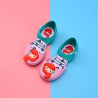 รองเท้ารัดส้น-เจ้าหญิง-Mermaid-Melissa-สีชมพู