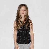 เสื้อกล้ามแฟชั่น-AM-Teen-ลายจุด-สีดำ