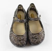 รองเท้าหุ้มส้น-รังนกแบบสายคาด-สีดำ