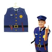 ชุดอาชีพ-Cosplay_-หมวก-ตำรวจ-Police
