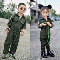 ชุดอาชีพเด็ก-อาสากู้ภัยตัวจิ๋ว-สีเขียว