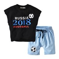 ชุดเสื้อกางเกงฟุตบอล-ควันหลงบอลโลก-Russia-Football
