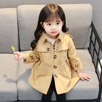 Jacket-เสื้อคลุมแขนยาวแฟชั่นเกาหลี-สีน้ำตาล