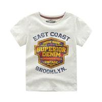เสื้อยืดแฟชั่น-EAST-COAST-(เด็กโต7-12ปี)-สีขาวเทา