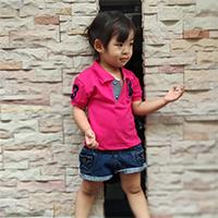 เสื้อ-Polo-โลโก้ม้า-สีชมพู