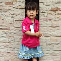 เสื้อ-Polo-สไตล์-Sport-Ad-สีชมพูบานเย็น